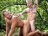 Colton Grey and Luke Adams