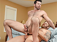 Billy Santoro and Colby Jansen