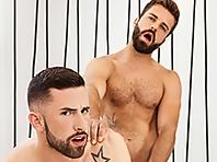 Hector De Silva and Sunny Colucci