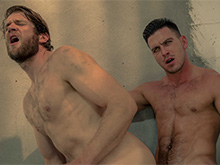 Colby Keller and Paddy O'Brian