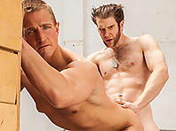 Colby Keller and Landon Mycles