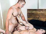 Landon Mycles and Tommy Regan