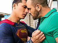 Damien Crosse and Topher Di Maggio