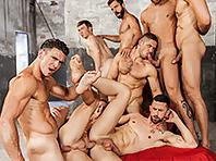 Darius Ferdynand , Dato Foland , Gabriel Cross , Hector De Silva , Jay Roberts , Logan Moore , Paddy
